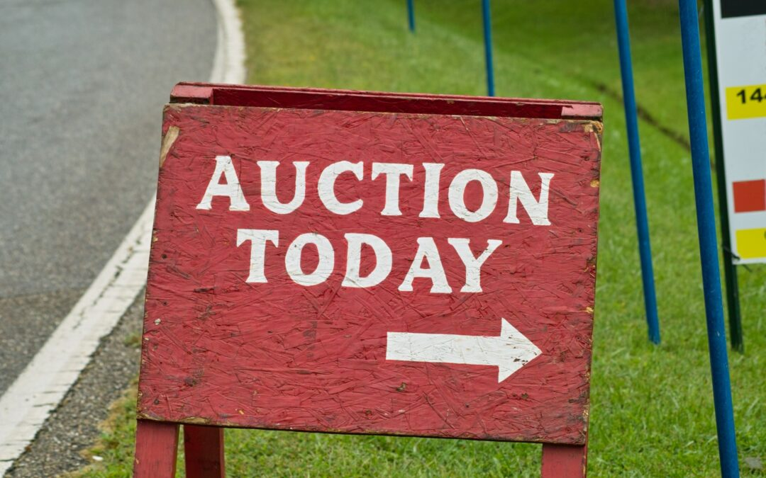 5 Benefits to Auctioning Your Property