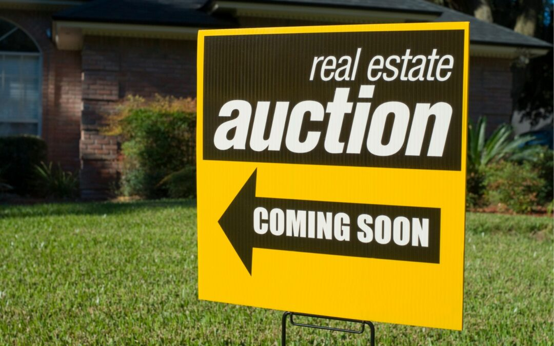 What to Expect When You Attend a Real Estate Auction
