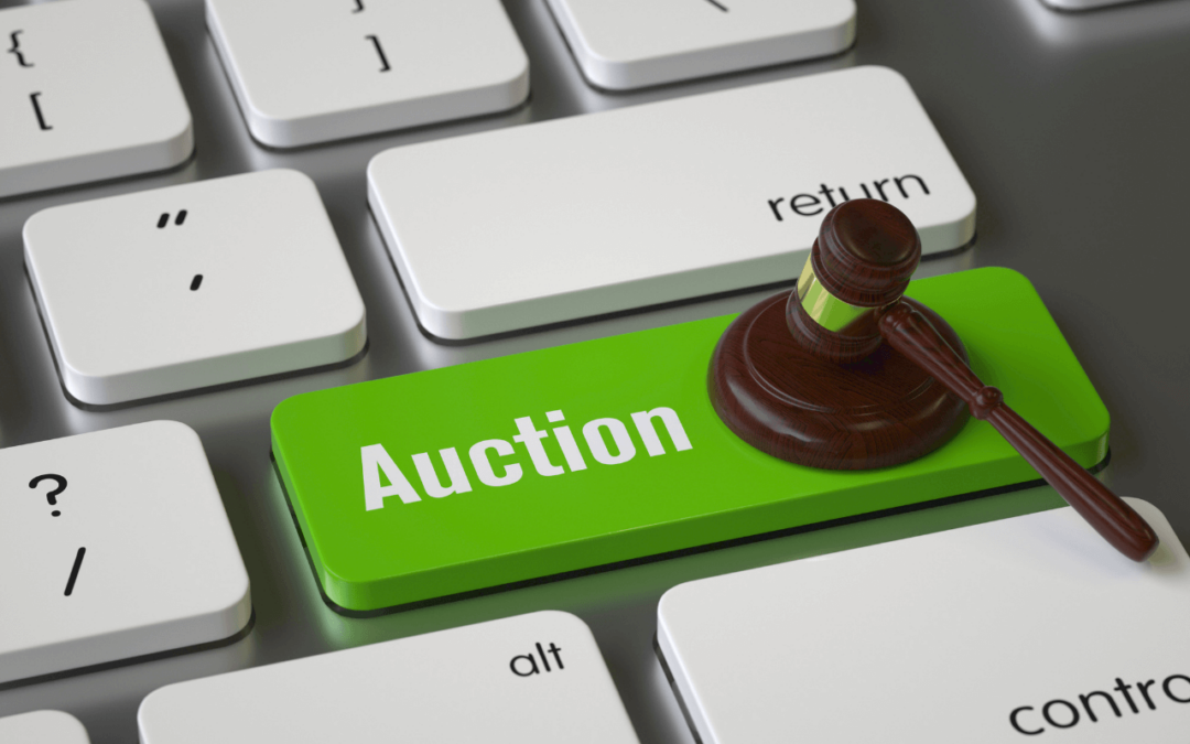 Ron Gregory Online Auction Review